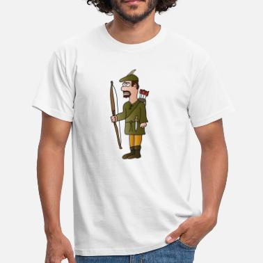 Robin Hood Robin - Men's T-Shirt