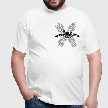 skydiver extreme - T-shirt Homme
