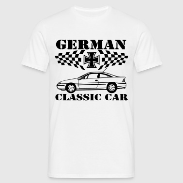 Calibra , German Kult - Männer T-Shirt