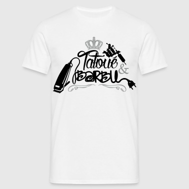 Tatoué & Barbu - T-shirt Homme