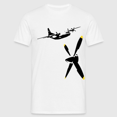 propeller - Men's T-Shirt