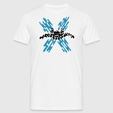 skydiver extreme - Men's T-Shirt