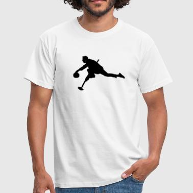 curling - Mannen T-shirt