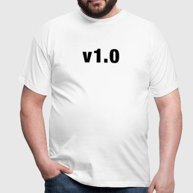 Version 1.0 - Men's T-Shirt