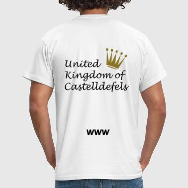 United Kingdom of Castelldefels - Camiseta hombre