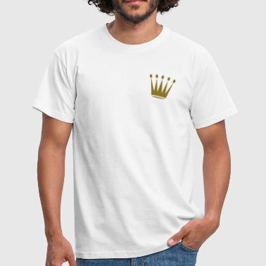 Crown with balls - Camiseta hombre