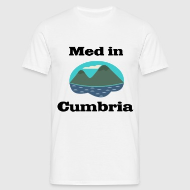 med_in_cumbria1 - Men's T-Shirt