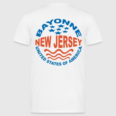 new jersey - T-shirt Homme