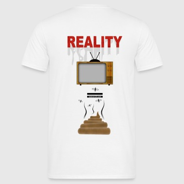 Reality television - T-shirt Homme