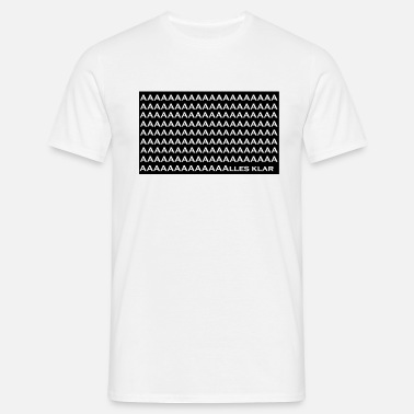Frag nicht was für Saft Männer T Shirt | Spreadshirt