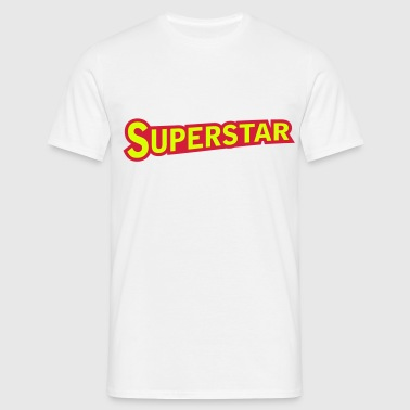 superstar_sign - T-shirt herr