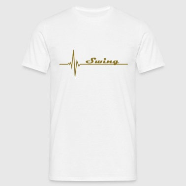 Swing - Men's T-Shirt
