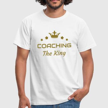 Coach / Coaching / Trainer / Sport - Männer T-Shirt