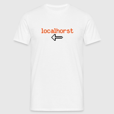 localho(r)st - T-shirt Homme