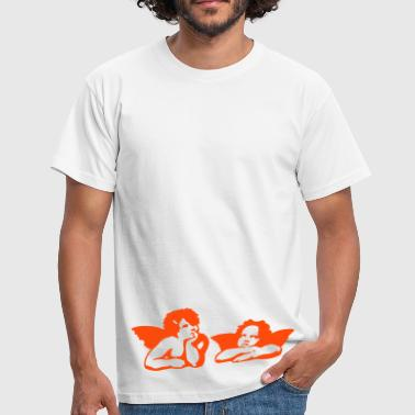 angels - Mannen T-shirt