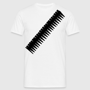 munition - Männer T-Shirt