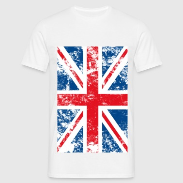 union_jack - T-shirt Homme
