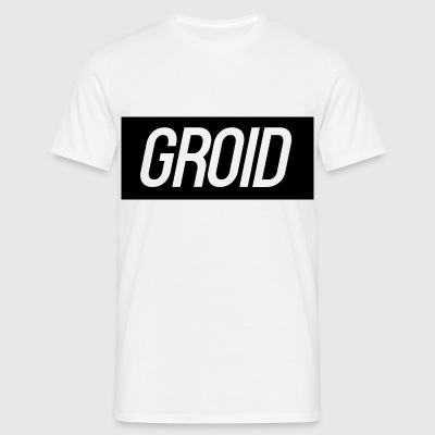 Groid HD Hoodie Mens - Men's T-Shirt