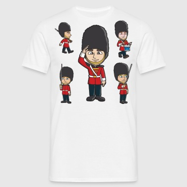 Buckingham Palace Guard - Men's T-Shirt