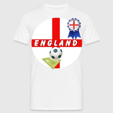 England Football Team - Men's T-Shirt
