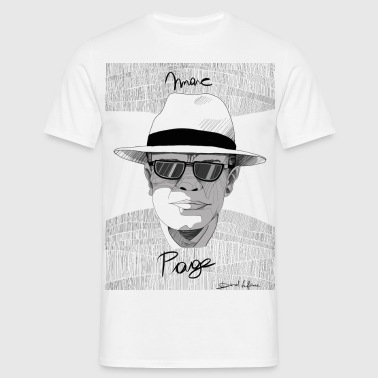 Marc Page - T-shirt Homme