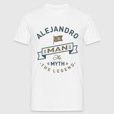 Alejandro - Men's T-Shirt