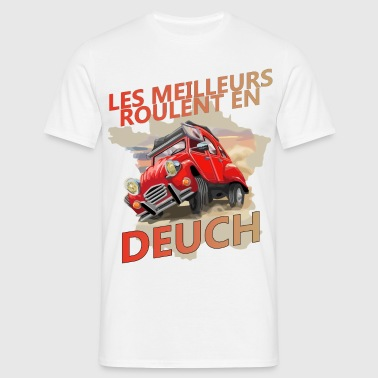 Deuch France - T-shirt Homme