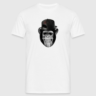NEW KING MONKEY COLLECTION - Herre-T-shirt