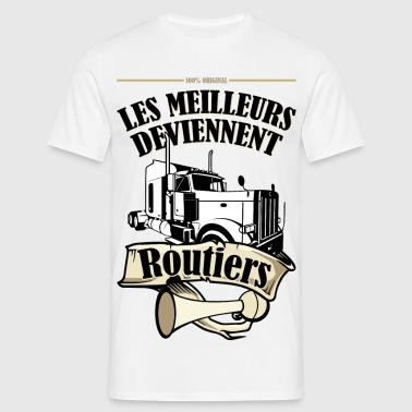 Routiers - T-shirt Homme