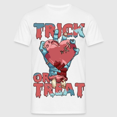 Trick or Treat - Männer T-Shirt