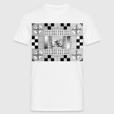 mire TV retro - T-shirt Homme