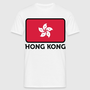 National Flag of Hong Kong - Men's T-Shirt