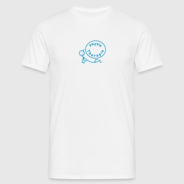 Physiotherapie / Physio Ballspiel  - Männer T-Shirt