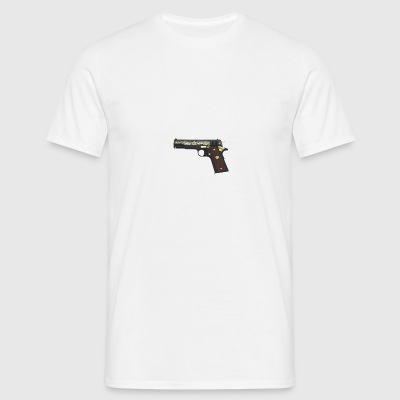 WEAPONS - Men's T-Shirt