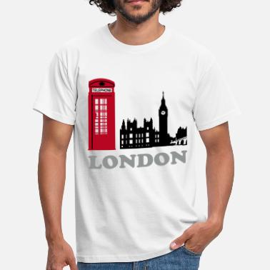 Phone Box phone_box_1 - Men's T-Shirt