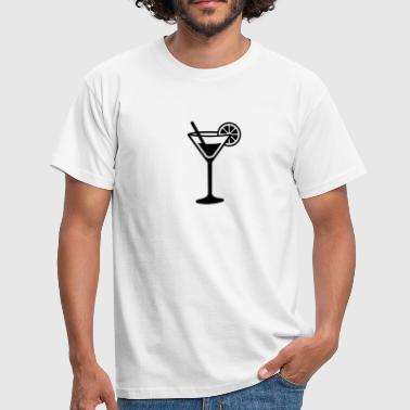 Cocktail - Männer T-Shirt