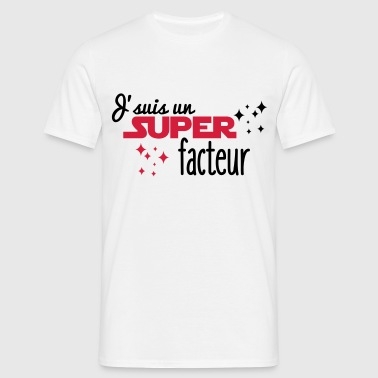 I'm a great factor - Men's T-Shirt