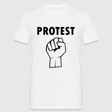 Protest2 - Herre-T-shirt