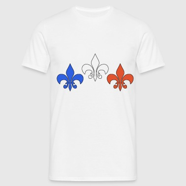 Logo France - T-shirt Homme