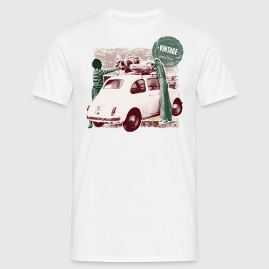 Vintage - BellaVita 05 - Men's T-Shirt