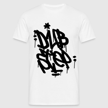 Dubstep Tag - Men's T-Shirt