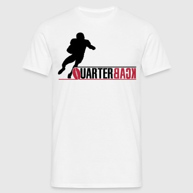 Quarterback - Men's T-Shirt