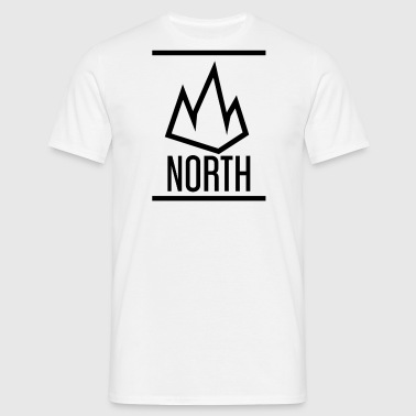 North - Männer T-Shirt