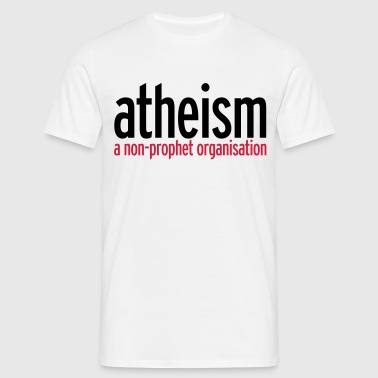 Atheism - T-shirt Homme