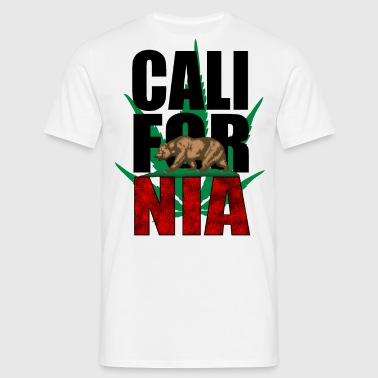 Californië - Mannen T-shirt