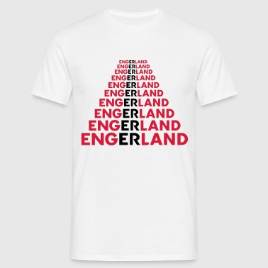 England Chant - Men's T-Shirt