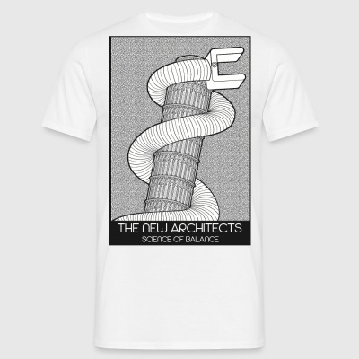 THE NEW ARCHITECTS - Men's T-Shirt