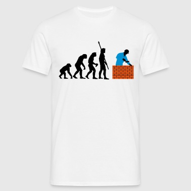 evolution_maurer_a_3c - T-shirt Homme