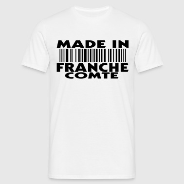 made in FRANCHE COMTE (1c) - T-shirt Homme
