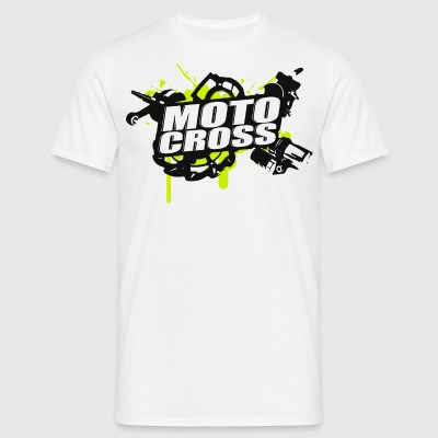 Motocross Supermoto Enduro Vol.I g / b - T-shirt Homme